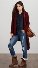 Just Fab Multi Patch Slim Boyfriend Jeans UK 16/18 JS191 NN 01