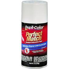 Duplicolor BCC0362 For Chrysler Codes GW7, PW7,PW6 White Aerosol Spray Paint