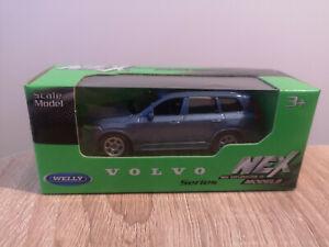 Welly NEX Volvo XC90, Blue, No. 52338 - 1:64 1/64 1:60 1/60