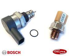 Fuel Rail Pressure Valve + Sensor AUDI VW SEAT SKODA  2.0 3.0 TDi 057130764H