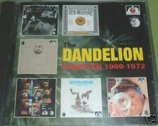 Dandelion Sampler CD *SEALED* Clifford T Ward Mike Hart Gene Vincent Tractor