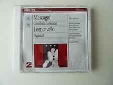Mascagni Cavalleria Rusticana / Leoncavallo Pagliacci G. Petre Philips 2 x CD