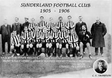 SUNDERLAND FOOTBALL TEAM PHOTO>1905-06 SEASON