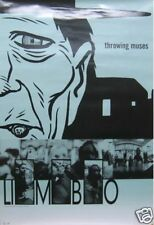THROWING MUSES POSTER, LIMBO  (T8)