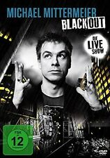 MICHAEL MITTERMEIER - BLACKOUT  DVD NEU