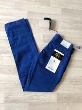 Stone Island Jeans W32 L34 Indigo Blue Stone Island SL Pants Jeans Chino IT48