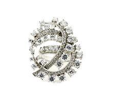 breiter Adagio Jewels Ring - 925er Silber - viele Zirkonia - ungetragen