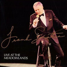 Frank Sinatra : Live at the Meadowlands CD (2009) ***NEW***