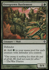 Overgrown Battlement FOIL x4 - Rise of the Eldrazi - 4x - NM