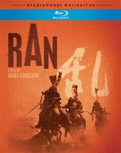 RAN New Sealed Blu-ray Akira Kurosawa