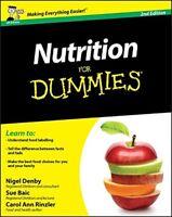 Nutrition For Dummies By Carol Ann Rinzler. 9780470972762