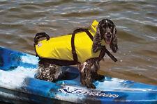 Dog Swim Life Vest Fido Float Yellow -  Size Small