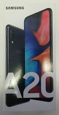 Samsung Galaxy A20 - 32 GB - Black (Unlocked) GSM AT&T,T-Mobile,Cricket,MetroPCS