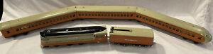 Lionel 250E Hiawatha Locomotive/Tender & 782, 783, 784 The Milwaukee Road