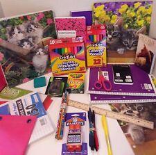 "School Supplies Bundle ""24 Items"" / Keith Kimberlin Binder"