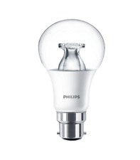 Philips GLS A60 LED 8.5w - 60w 240v BC B22 DimTone Warm to Warm White Dimmable