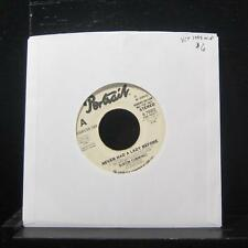 "Burton Cummings - Never Had A Lady Before / Timeless Love 7"" VG+ 6-70003 Promo"