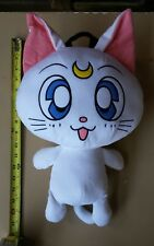 Sailor Moon Artemis Plush Toy Bag Official Licensed GE Animation 🌙