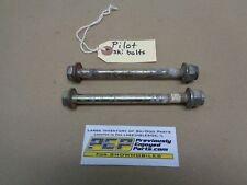 SKI DOO PILOT SKI BOLTS 2006 2012 2008 2009 2014 MXZ SUMMIT RENEGADE GSX GTX REV
