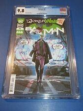 Batman #95 Joker War Great A Cover CGC 9.8 NM/M Gorgeous gem Wow
