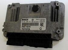 Toyota Yaris p9 1.0 VVT-i Moteur taxe périphérique 0261208841 89661-0d270 Bosch