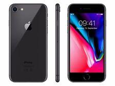 Apple iPhone 8 - 64GB - Schwarz Spacegrey - (Ohne SIM-Lock) - WIE NEU - WOW