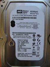 320 GB Western Digital WD 3200 caaks - 00b3a0/hbnnht 2ahn/2060-701537-003 REV A