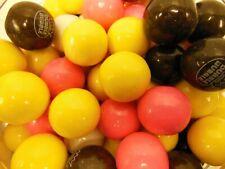 Banana Split Gum Balls Dubble Bubble 1 LB (453g)