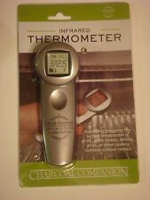 Charcoal Companion Infrared Thermometer Grill and Oven CC7306 NEW