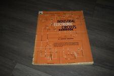Industrial Electronic Circuits Handbook by Edward Bukstein 1962 Sams Publication