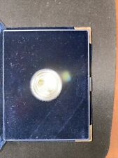 2010 W American Eagle $5 1/10 Oz. Proof Gold Coin with Box & COA One Tenth Ounce