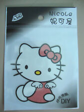 Hello Kitty Iron on Transfer Kids BRAND NEW WITH RETAIL PACKAGING 4 style choose