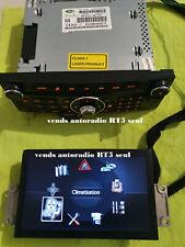 Autoradio GPS CD MP3 USB  RT5 bluetooth  Téléphone Peugeot 407 Citroen C 5  C 6