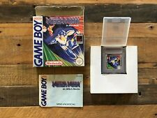 Mega Man Game Boy PAL - GB, US Seller, Complete with box and Manual CIB