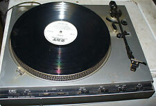 C.E.C. Chuo Denki Plattenspieler 8003 direct drive turntable fully-automatic