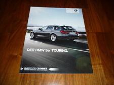 BMW 3er Touring Prospekt 1 2015