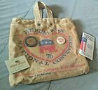 Vtg 1976 REPUBLICAN NATIONAL CONVENTION HAND TOTE Kansas City Buttons Book
