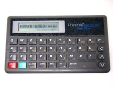 Unisonic Word Pro 305N Spell Man Vintage Handheld Electronic Spell Check