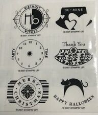 """STAMPIN UP! """"PARTY PUNCH"""" - BIRTHDAY,HOLIDAYS,THANKS,OCCASIONS - RETIRED HOSTESS"""