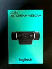 NEW - Logitech C922x Pro Stream Webcam