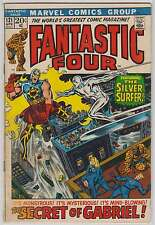 L2803: Fantastic Four #121, Vol 1, VG Condition