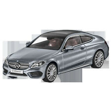 Mercedes Benz C 205 C CLASS COUPE AMG Styling Gray 1:43 NIP