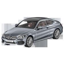 Mercedes benz c 205 C clase Coupé AMG styling gris 1:43 nuevo embalaje original