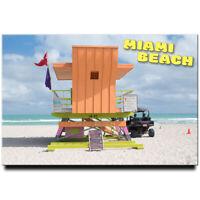 Miami Laser Magnet Buchstaben Florida Souvenir USA 980116