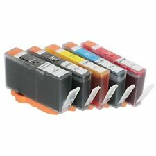 5pk NON-OEM HP 564XL Pack Ink Set + CHIP for HP 564XL Photosmart 7510 7515 7520