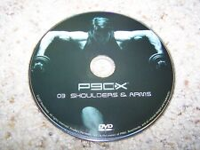 P90X Extreme FITNESS Replacement DVD Disc SHOULDERS & ARMS 03 Tony Horton
