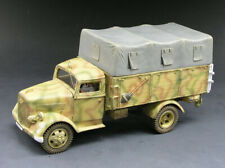King & Country WS090 Opel Blitz Camo - Collectors Showcase Figarti Fisrt Legion