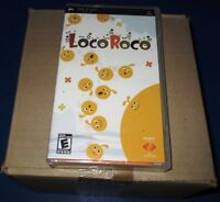 Lot of 12 (Case)  LocoRoco Sony PSP *Brand New! *Factory Sealed! *Free Shipping!
