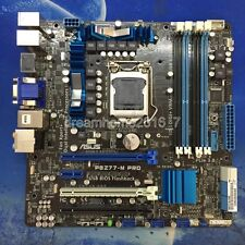 ASUS P8Z77-M PRO Motherboard VGA DVI And HDMI LGA1155 Chipset Intel Z77