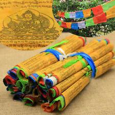 5M 20Pcs Tibetan Buddhist Prayer Flag Religious Flags Banner Decorative